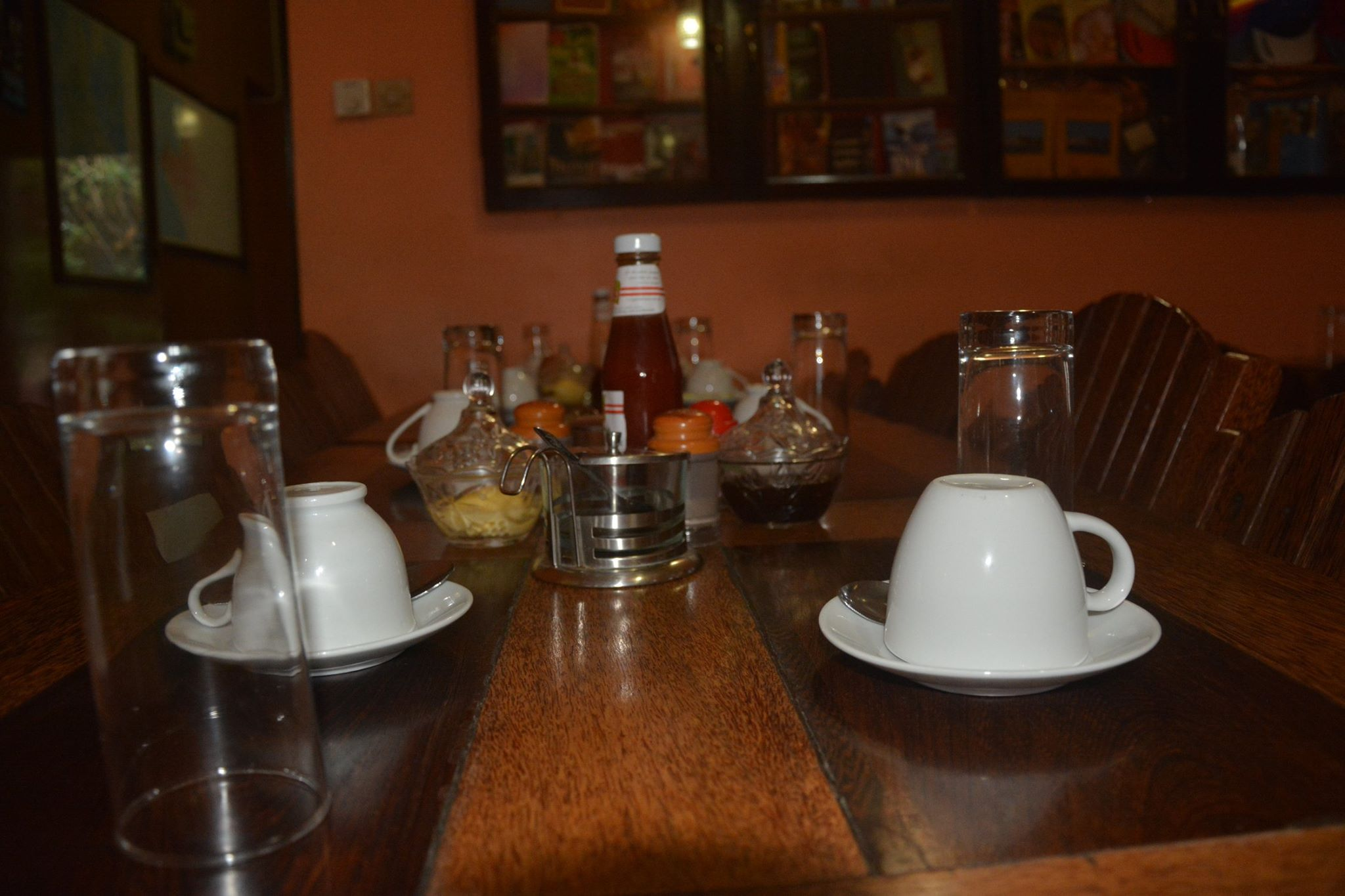Restaurant | Jambo Guest House