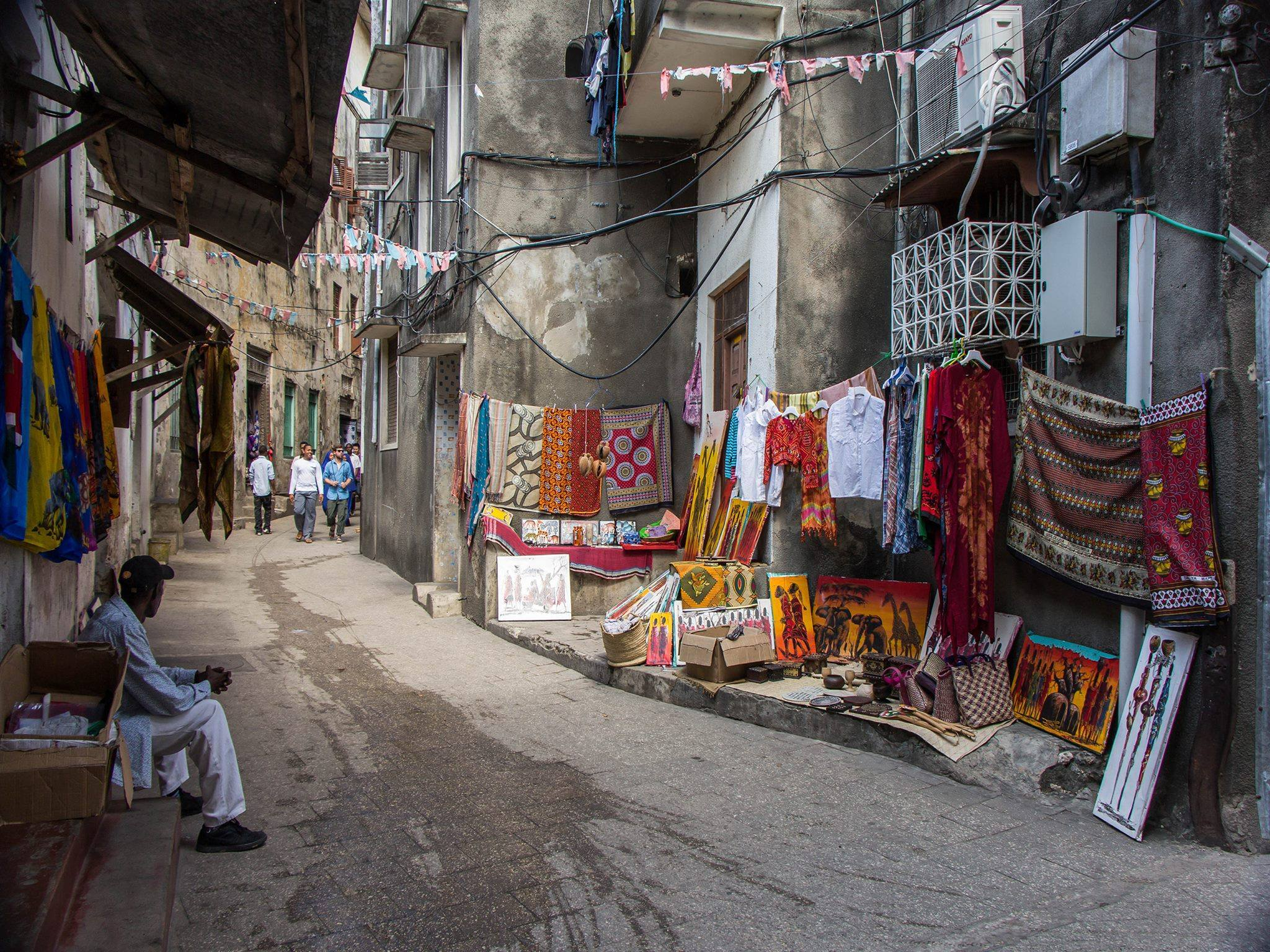 Stone Town Streets | Jambo Guest House